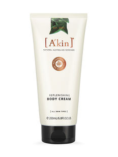 Replenishing Body Cream 200ml A'kin