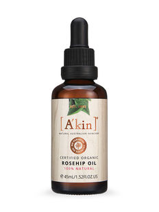 Certified Organic Rosehip Oil 45ml A'kin