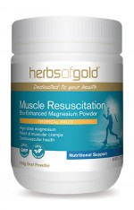 Muscle Resuscitation 300g Herbs of Gold