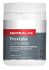 Prostate Complete 60 Caps Nutra-Life