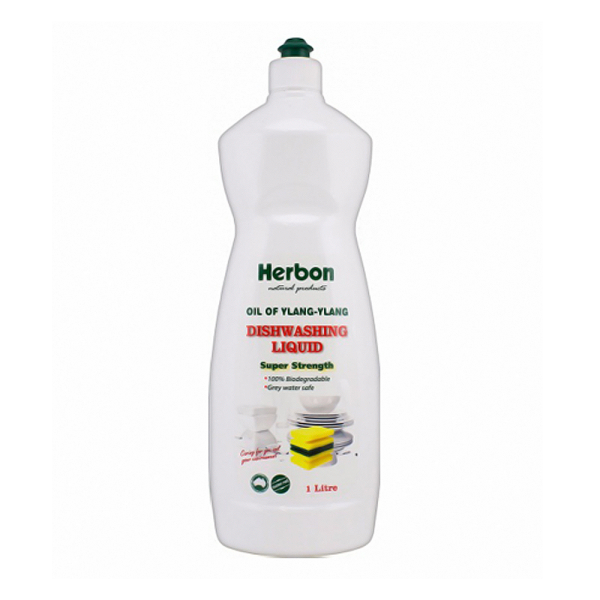 Dishwashing Liquid 1L Herbon