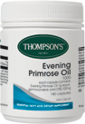 Evening Primrose Oil 1000mg 180 Caps Thompson's