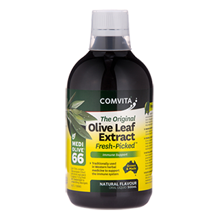 Olive Leaf Extract Natural Flavour 500ml Comvita