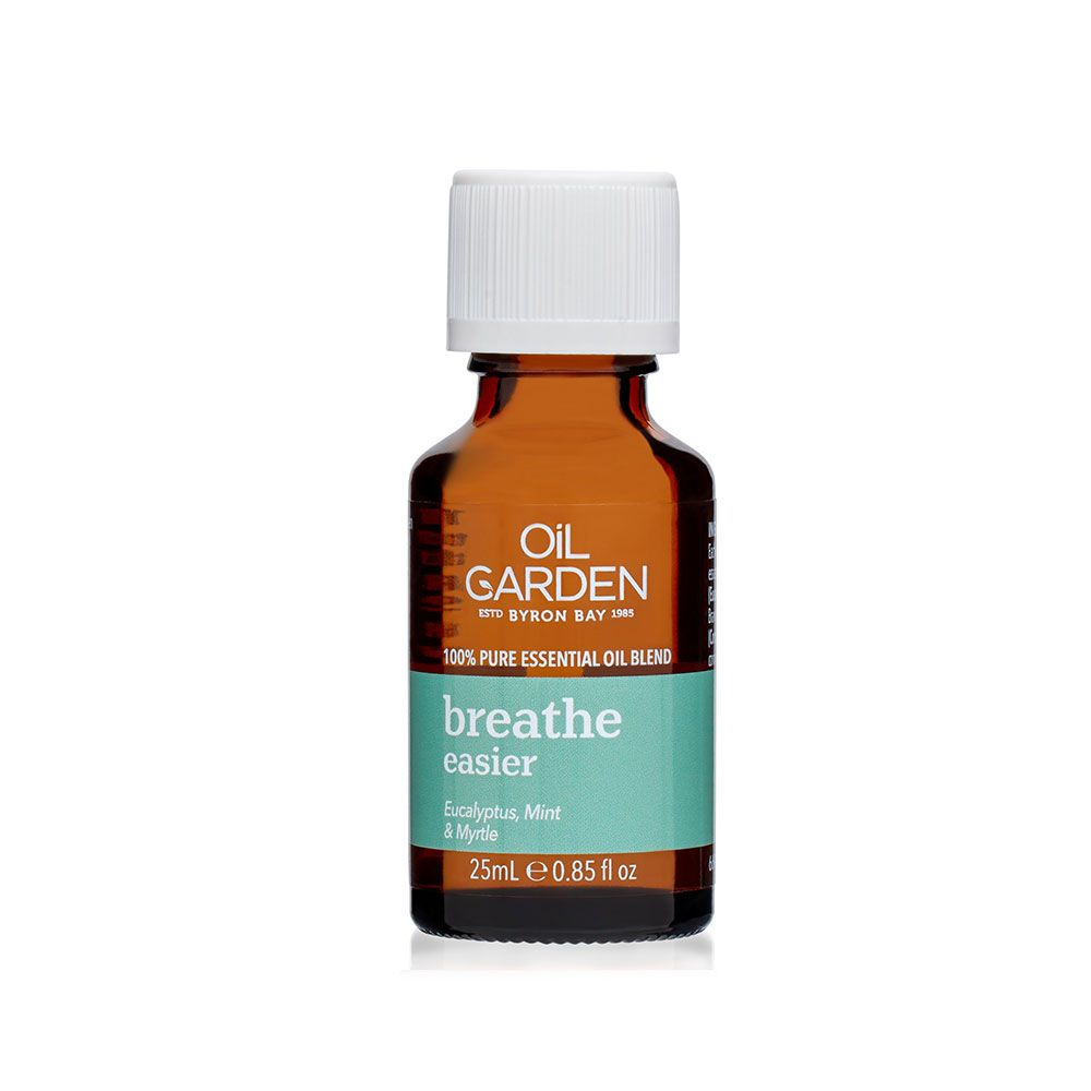 Breathe Easier Essential Oil Blend 25mL Oil Garden