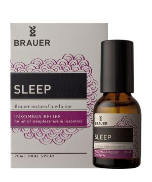 Sleep and Insomnia Relief 20ml Brauer