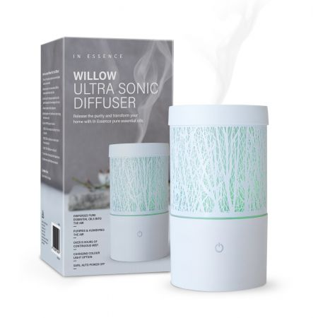 Willow Ultrasonic Diffuser In Essence