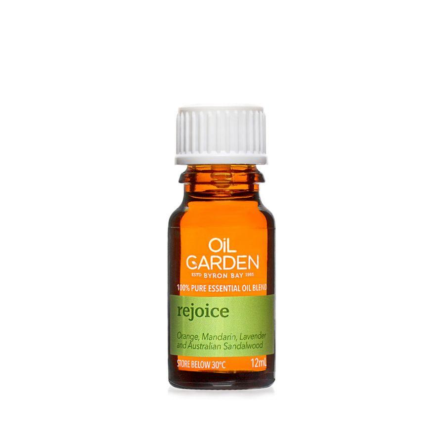 Rejoice Essential Oil Blend 12ml Oil Garden Aromatherapy