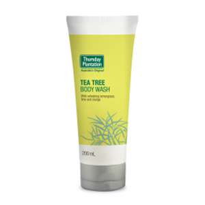 Tea Tree Body Wash 250ml Thursday Plantation