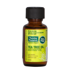 Tea Tree Oil 100% Pure 25ml Thursday Plantation