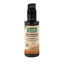 Macadamia Body Oil 125ml Thursday Plantation