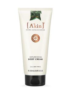 Replenishing Body Cream 200ml A'kin