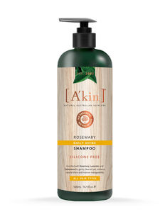 Daily Shine Rosemary Shampoo 500ml A'kin
