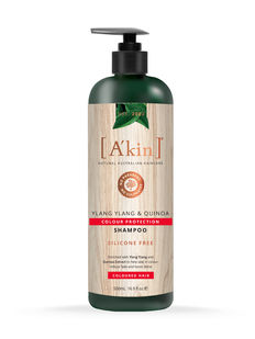 Colour Protection Ylang Ylang & Quinoa Shampoo 500ml A'kin