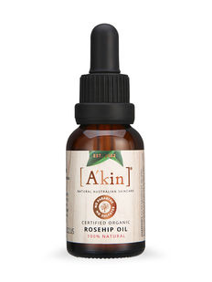 Certified Organic Rosehip Oil 20ml A'kin