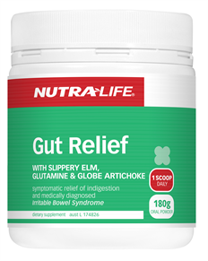 Gut Relief 180g Nutra-Life