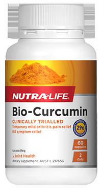 Bio-Curcumin 30 Caps Nutra-Life
