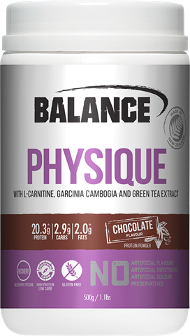 Physique - Chocolate 500gm Balance
