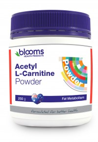 Acetyl L-Carnitine Powder 250g Blooms