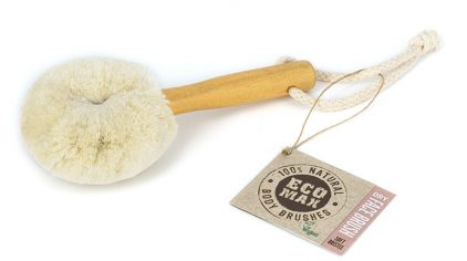 Jute Face Brush Eco Max