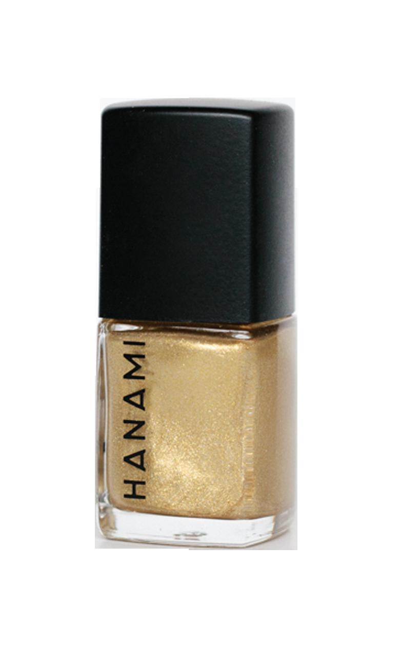 Nail Polish - Fools Gold 15ml HANAMI
