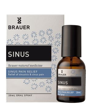 Sinus Relief 20ml Brauer