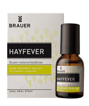 Hay Fever Oral Spray 20ml Brauer