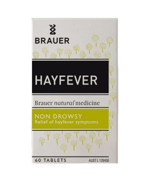 Hay Fever 60 Tabs Brauer
