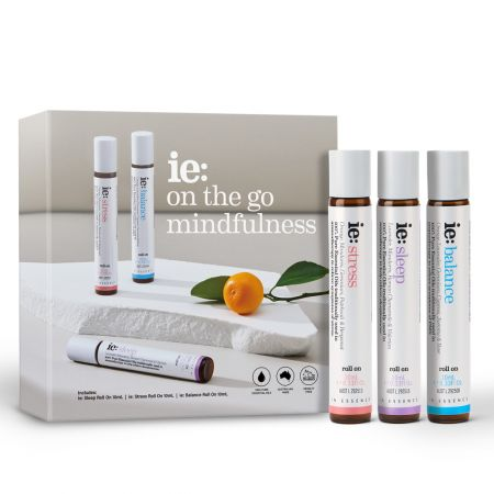 ie: essential oil roll ons - on the go mindfulness In Essence