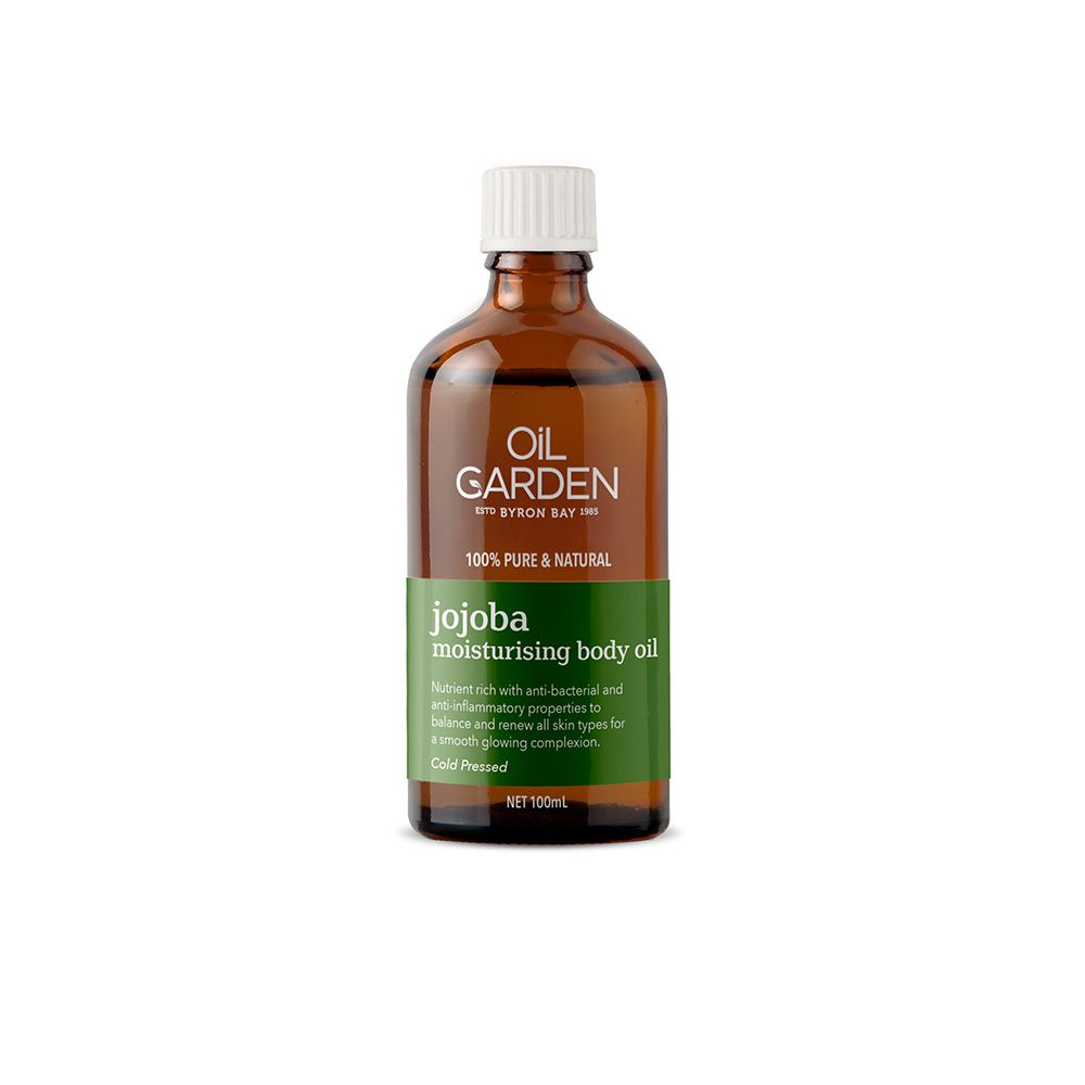 Jojoba Oil 100ml Oil Garden