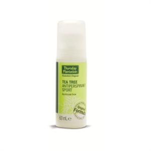 Tea Tree Anti-Perspirant Sport 60ml Thursday Plantation
