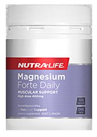 Magnesium Forte 200 Caps Nutra-Life