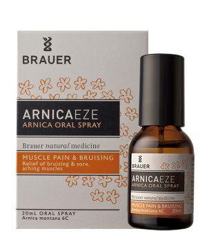 ArnicaEze Oral Spray 20ml Brauer