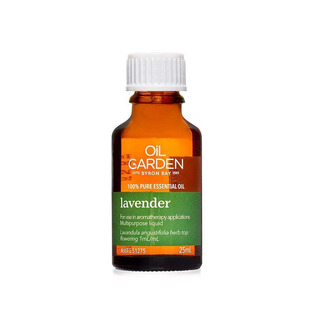 Lavender Pure Essential Oil 25mL Oil Garden