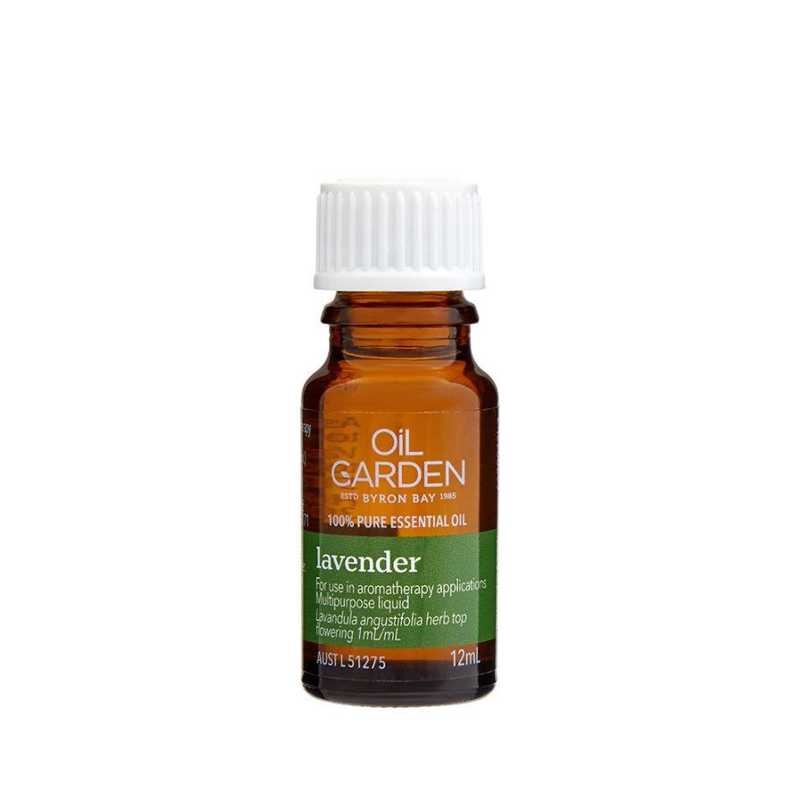 Lavender Pure Essential Oil 12mL  Oil Garden