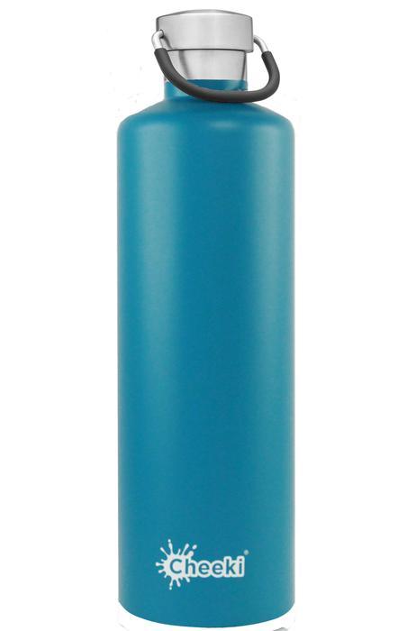Classic Insulated Bottle - Topaz 1L Cheeki