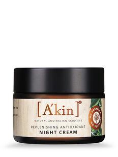 Replenishing Antioxidant Night Cream 50ml A'kin