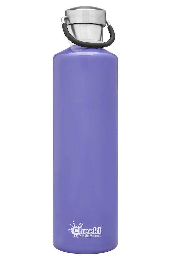 Classic Insulated Bottle - Lavender 1L Cheeki