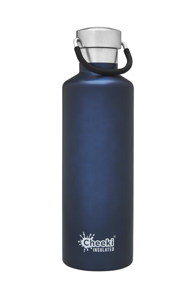 Classic Insulated Bottle - Ocean 600ml Cheeki