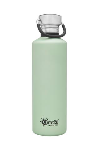 Classic Single Wall Bottle - Pistachio 750ml Cheeki