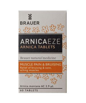 ArnicaEze 60 tabs Brauer