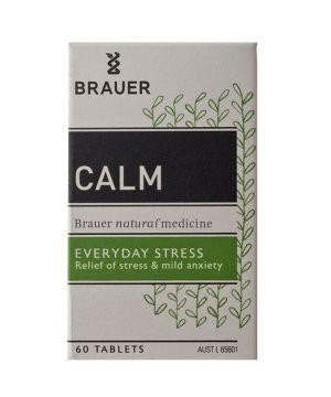Calm 60 Tabs Brauer
