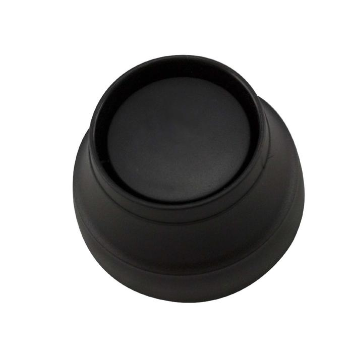 Coffee Mug Replacement Lid-Black Cheeki