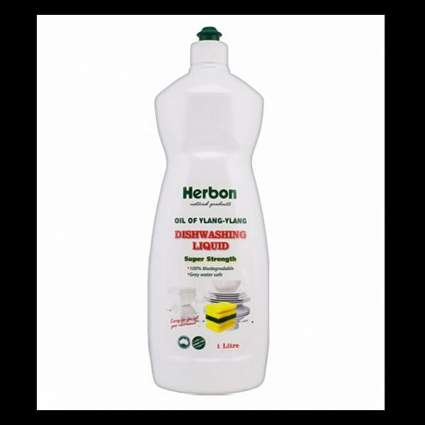 Dishwashing Liquid 1L Herbon