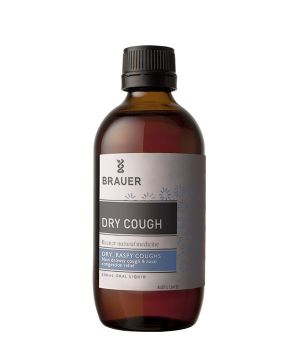 Dry Cough 200ml Brauer