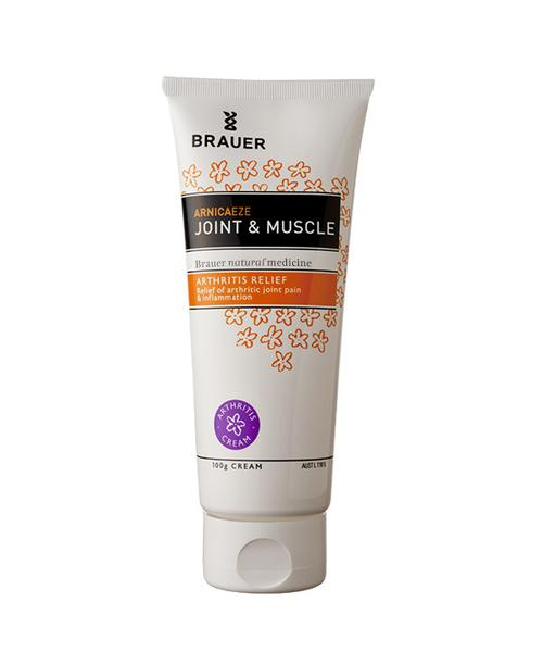 ArnicaEze Joint and Muscle Cream 100g Brauer