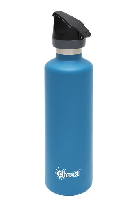 Single Wall Active Bottle - Topaz 1L Cheeki