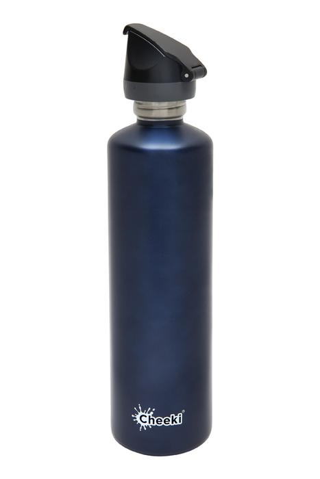 Single Wall Active Bottle - Ocean 1L Cheeki