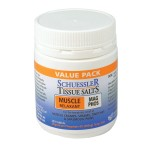 Mag Phos - Muscle Relaxant 250 Tabs Schuessler Tissue Salts