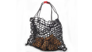 Coconut String Bag Black Araliya Community Company