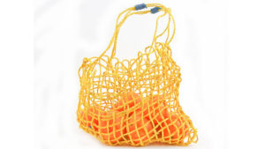 Coconut String Bag Safron Araliya Community Company